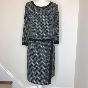 WHBM Banded Waist Dress Size Small